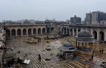 Ortadoğu'daki savaşlarda zarar gören 10 tarihi eser