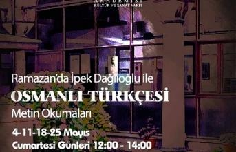 Osmanlı Türkçesi metin okumaları