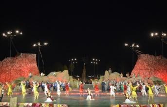 """Özbekistan'da """"Bahşı Sanatı Festivali"""""""