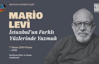 """Söyleşi: """"İstanbul'un Farklı Yüzlerinde Yazmak"""""""