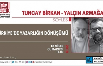 Söyleşi: Türkiye'de Yazarlığın Dönüşümü