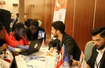 Türk üniversiteleri Nijerya'da tanıtıldı