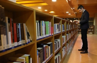 Türkiye'de geçen yıl 61 bin 265 kitap yayımlandı