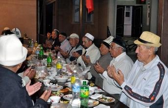 Ahıska Türklerinin Ramazan coşkusu