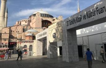 Dini Yayınlar Fuarı, Sultanahmet'te hizmet verecek