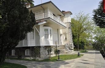 Edebiyatçılarımızın müze olan evleri