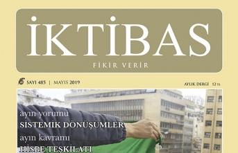 İktibas'ın Mayıs sayısı çıktı