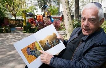 İzzet Keribar 'İstanbul'un gözü'nü anlattı