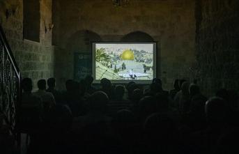 'Kudüs'ün Işıkları' belgesel filmi Kudüs'te izleyiciyle buluştu