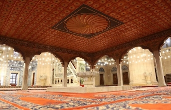 Mimar Sinan 'çarkıfeleği' Selimiye'nin 'kalbi'ne yerleştirmiş