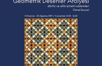 """""""Mohamad Aljanabi ile İslâm Sanatında Geometrik Desenler Atölyesi"""""""