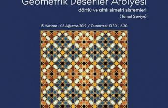 Muhammed Aljanabi ile İslâm Sanatında Geometrik Desenler Atölyesi