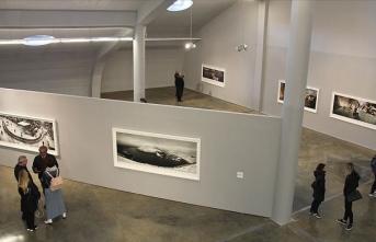 Nuri Bilge Ceylan'ın eserleri Baksı Müzesi'nde sanatseverlerle buluştu