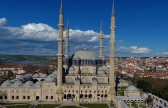 Selimiye Camii'nin restorasyon projesi hazır
