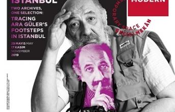 """Sergi: """"İki Arşiv, Bir Seçki: Ara Güler'in İzinde İstanbul"""""""