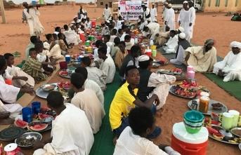 Sudan'da iftara 'suyun içilmesi zamanı' derlermiş