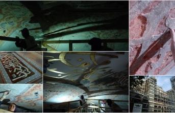 Sultanahmet Camii kapsamlı restorasyon
