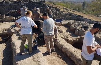 Tatarlı Höyük'te 12. dönem kazıları başladı