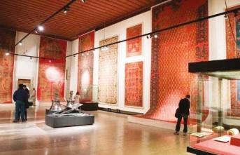 Türk İslam Eserleri Müzesi Ramazan'da gece de açık