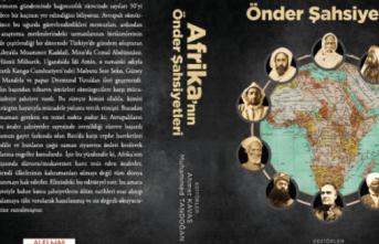 AFAM'dan kaynak bir kitap: Afrika'nın Önder Şahsiyetleri