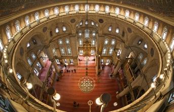 Balıkgözünden payitahtın selatin camileri