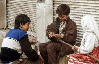 Beyaz Balon naif İran filmlerinden biri