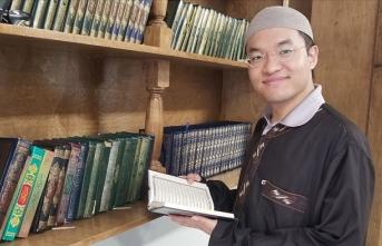 Çinli gencin Müslümanlığa uzanan hikayesi