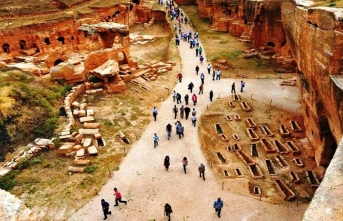 Doğu'nun Efes'i: Dara Antik Kenti