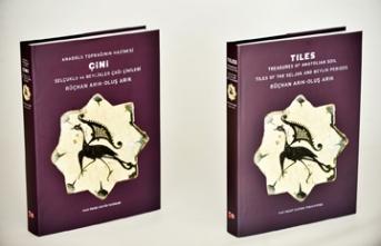 Kubad Abad çinileri üzerine kaynak bir kitap: Selçuklu ve Beylikler Çağı Çinileri