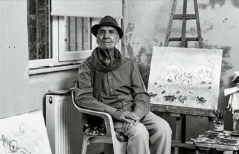 Nazım Hikmet'in 'Köylü ressam'ı: İbrahim Balaban