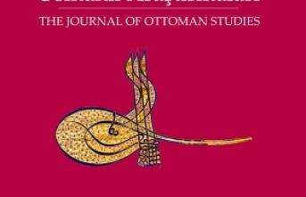 Osmanlı Araştırmaları Dergisi'nin 54. sayısı yayımlandı