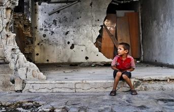 Savaş en büyük yıkımı çocuk ruhunda yapıyor