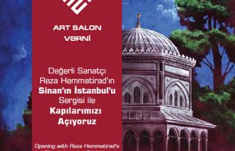 Verni Art Salon açılışını özel bir sergiyle yapacak