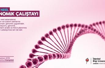 """""""Yeni Nesil Genomik Çalıştayı"""""""