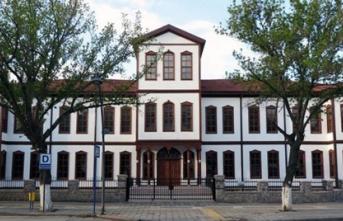 1 milyon liraya restore edilen müzenin temeli çöktü