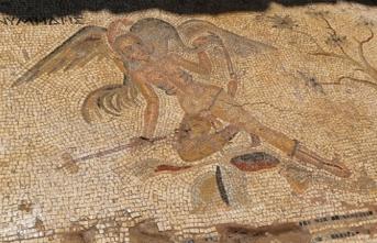 Antiocheia Ad Cragum Antik Kenti'nde yeni mozaikler bulundu