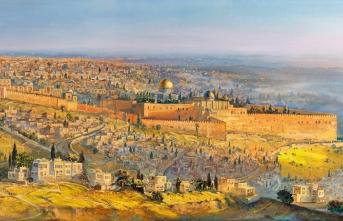 Boşuna vakit geçirirsin ayarlanmadan Kudüs'e