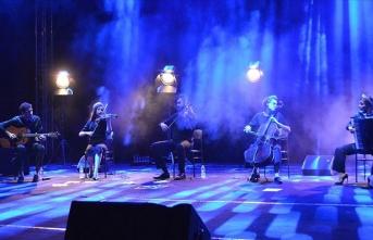 Evgeny Grinko Balıkesir'de konser verdi