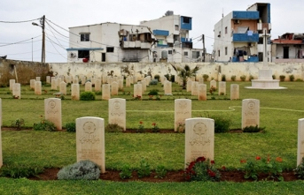 """""""İngiliz Mezarlığı""""nda silinen izler Osmanlı arşivlerinde gün yüzüne çıktı"""