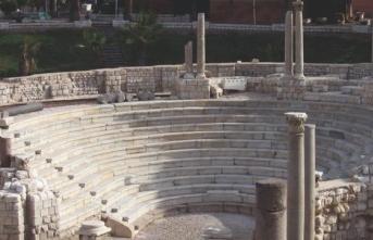 İskenderiye'de 1600 yıllık antik kent kalıntıları bulundu
