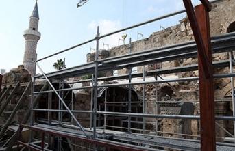 'Kesik Minare' restorasyonuyla ilgili açıklama