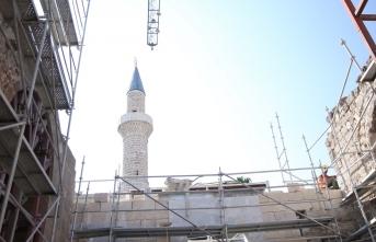 'Korkut Camii restore edilmeseydi yağmur ve fırtınada çökerdi'