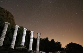 Priene Antik Kenti fotoğraf tutkunlarını büyülüyor