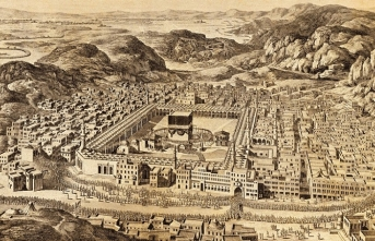 Şehirlerin anası: Mekke*