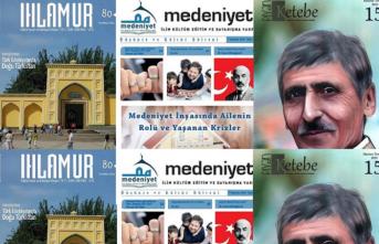 Temmuz 2019 dergilerine genel bir bakış-2