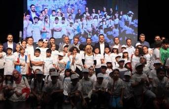 TÜGVA yaz kampında 100 bin ortaokul öğrencisini ağırlayacak