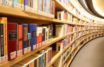 Türkiye'de 31 bin 451 kütüphane var