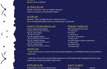 2. Uluslararası İslâmi Mimari Mirası Konferansı
