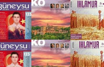 Ağustos 2019 dergilerine genel bir bakış-1