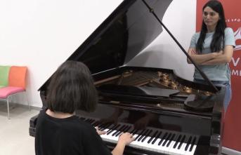 Artvinli genç piyanistler İtalya'da Türkiye'yi temsil edecek